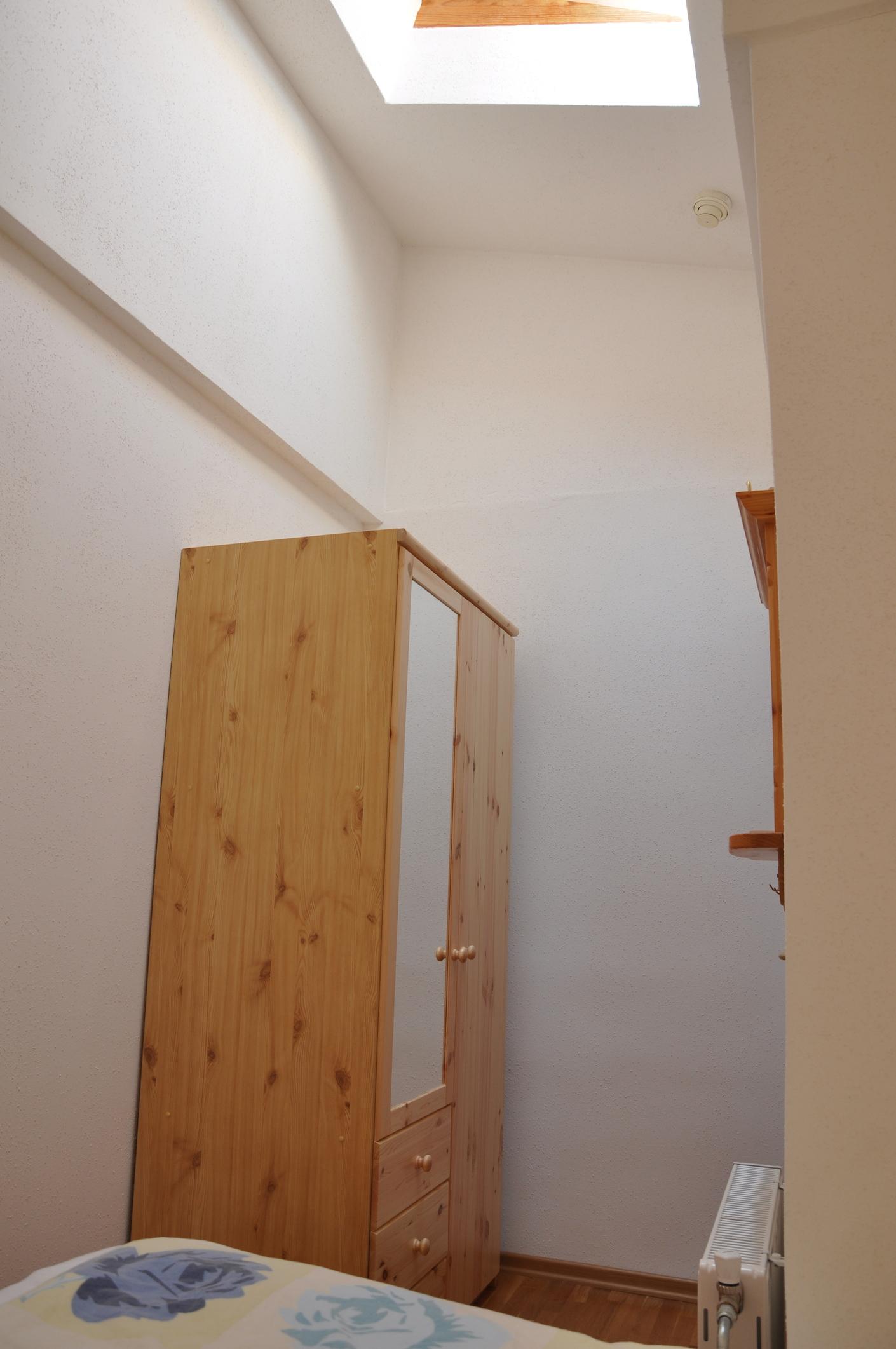 Zweites Schlafzimmer Schrank